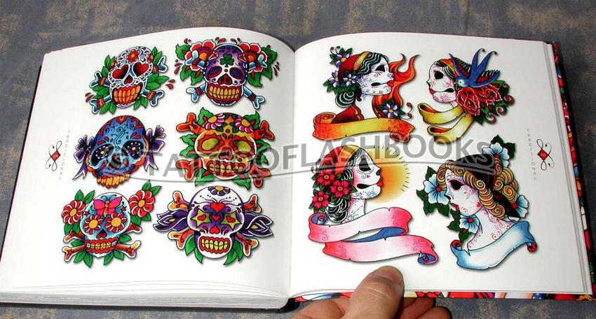 Tattoo Johnny: 3,000 Tattoo Designs by Tattoo Johnny (English) Paperback Book